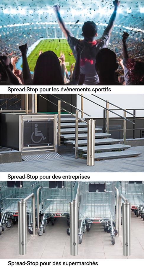 Spread-Stop pour événements…